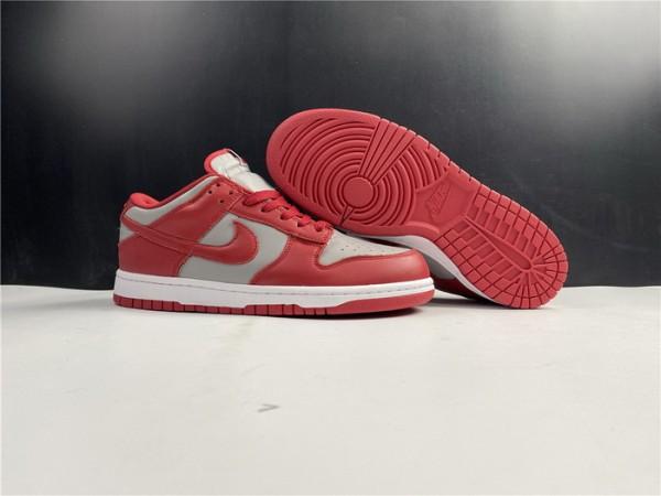 Nike Dunk SB Low Medium Grey Varsity Red
