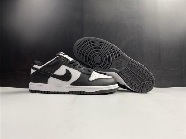 Nike Dunk SB Low White Black Shoes