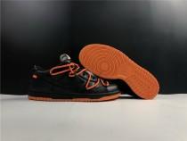 Nike Dunk SB Low X Off White (Black Orange)