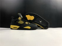 Air Jrodan 4 Thunder Shoes