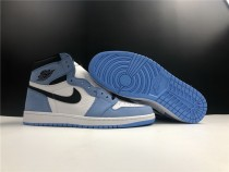 Air Jordan 1 High OG University Blue Shoes