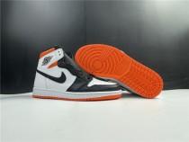 "Air Jordan 1 High OG ""Electro Orange"" Shoes"