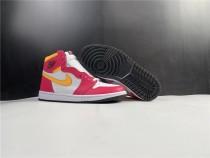 Air Jordan 1 High OG Light Fusion Red Shoes