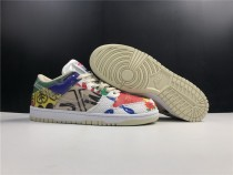 Nike Dunk SB Low Shoes Thank You For Caring