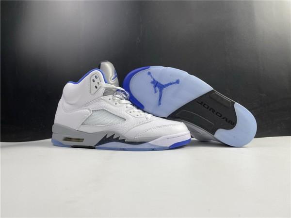 """Air Jordan 5 """"Stealth 2.0"""