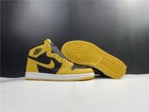 "Air Jordan 1 High OG ""Pollen  Shoes"