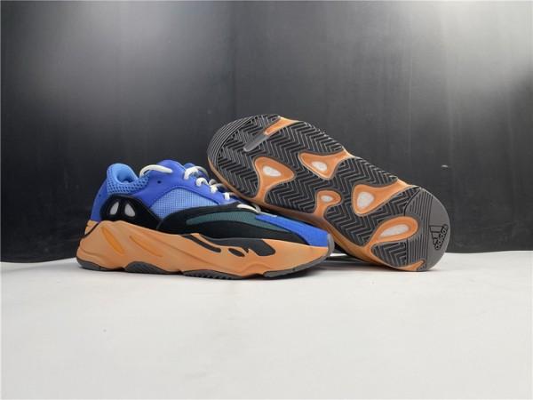 Adidas Yeezy 700 V2 Boost Bright Blue