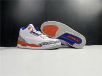 Air Jordan 3 Knicks Shoes