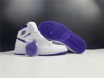 Air Jordan 1 High OG Court Purple Shoes