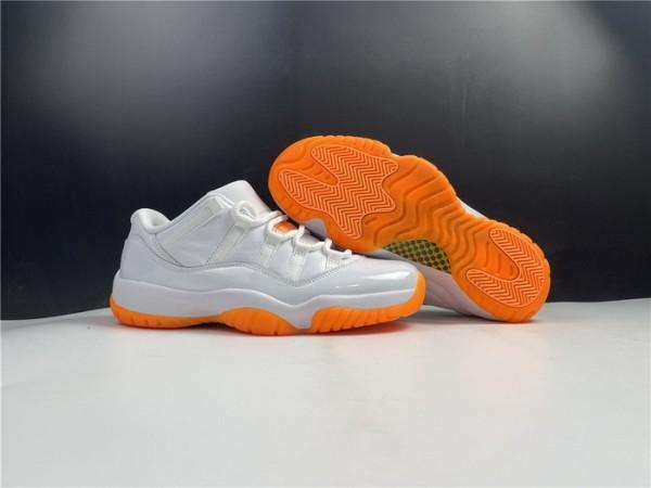 Air Jordan 11 Retro Low WMNS Citrus Shoes