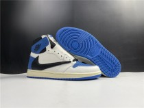 Air Jordan 1 x Fragment X Travis Scott Shoes