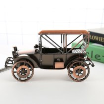 European-style Classic Car Model Iron Crafts Ornaments Auto Hot Whells Speed Wheels Voiture Jouet Car Toys for Children Adults
