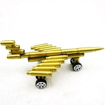 Classical 3D Handmade Aircraft Model Airplane Display Aeroplane Decoration Bullet Artwork warcraft Tabletop Warplane Toy Gift