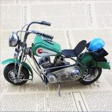 Vintage 3D Handmade Car Model Motorbike Ornament Motorcycle Decoration Motor Dispaly Classic Souvenirs Artwork Gift Iron Metal