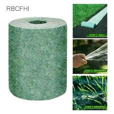 1PC Grass Mat No Seeds Biodegradable Artificial Lawns Fake Turf Carpets Home Garden Floor Decoration Dropshipping