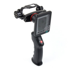 WenPod GP1 Handheld Steady Camera Gimbal for Gopro HD Sport Camera Gopro 3 4 with 3.5'' Monitor