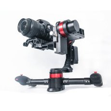 Original Wenpod MD2 black brushless handheld 3-axis gimbal compatible with most popular DSLR cameras