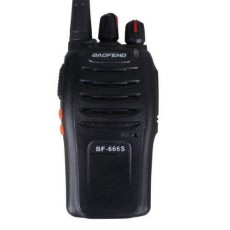 Baofeng BF-666S Two-Way Radio Walkie Talkie UHF 16CH Single Band Transceiver