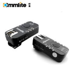 ComTrig G430 Grouping Flash Trigger Set No Remote Cable for Nikon G430D / Canon G430C Cameras