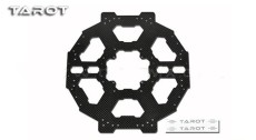 Six-axis Folding Carbon Fiber Adapter Plate Board Tarot FY680