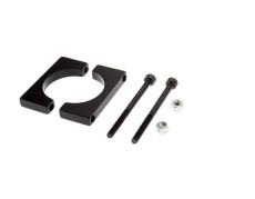 Ultralight Aluminium 25MM Tube Mount Holder Clamp Seat for DIY Quadcopter