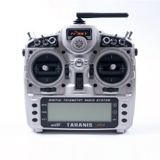 FrSky Taranis X9D Plus 2.4G 16CH ACCST Transmitter Remote Controller With X8R Receiver MODE1 / MODE2 For RC Aircraft