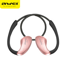 Awei A885BL NFC HiFI Waterproof Wireless Bluetooth V4.1 Headset Voice Control Earphone Running Headsets with Mic