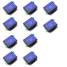 10PCS USR-TCP232-410S Terminal Power Supply RS232 RS485 to TCP/IP Converter Serial Ethernet Serial Device Server