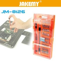 JAKEMY 58 in 1 Multi tool Hardware Magnetic Screwdriver Kit for PC Tablet Mobile Phone Electronics Repair Tools Kit