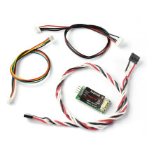 Radiolink AT9 AT10 Mini OSD Support APM PIX For Rc Drone Helicopter Display Flight Control GPS Altitude Speed
