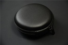 AB14066 KZ Quality Leather Headphone Earbuds Carrying Case Storage Box Holder Bag (No Earphones Device) for Headset Acce