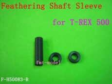 F-H50083-B Feathering Shaft Sleeve Set for TREX Trex 500 Rc Helicopter