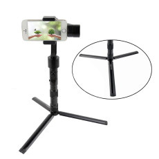 Portable Multifunction Mini Tabletop Tripod Mount for Zhiyun Z1-Smooth C Z1-Evolution Stabilizer Gimbal Upgraded