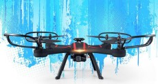 JJRC H11WH 2.4G 4CH 6-Axle WiFi FPV Quadcopter RTF RC Drone with 2.0MP Camera Headless Mode Altitude Hold One Key Return