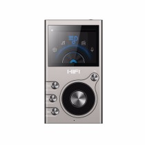 IQQ Mini Hifi 8G DSD256 DAC Entry-level High Fidelity MP3 Music Players Support WAV FLAC