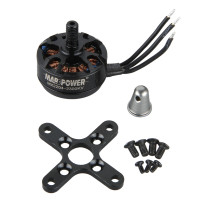MARSPOWER MX2204 2300 KV Multi-Axis Brushless Motor CCW Outrunner for RC 250 H250 Mini Quadcopter Multicopter DIY FPV
