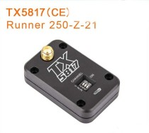 Original Walkera Runner 250 Spare Parts RTX5817(CE) 5.8G 8CH Transmitter Runner 250-Z-21