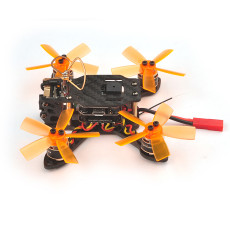 Happymodel Toad 90 Micro Brushless FPV Racing Drone F3 DSHOT BNF with Frsky/Flysky/DSM2/X RX Receiver