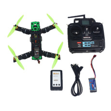 Mini CC3D 260 RC Quadcopter Drone RTF ?4-Axis Integrated Frame Helicopter Aircraft