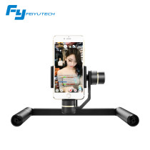 Feiyu SPG Plus 3 Axle 360 degree Handheld Gimbal Stabilizer Bluetooth for phone 7/6 Plus/5 Huawei /Gopro Hero 3/4/5