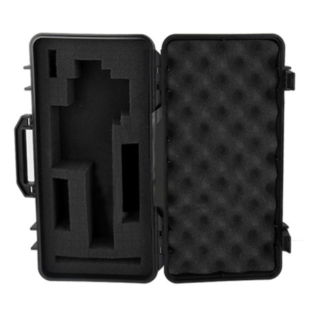 Universal Plastic Protective Storage Carrying Case Suitcase Customized Foam for DJI OSMO Zhiyun Handheld Camera Gimbal