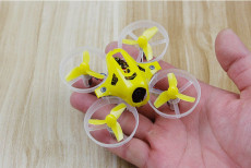 Kingkong Tiny6 PNP Advanced Combo Mini Racing Drone Quadcopter with DSM2/ FRSKY AC800 / FLYSKY PPM / FUTABA FASST FM800