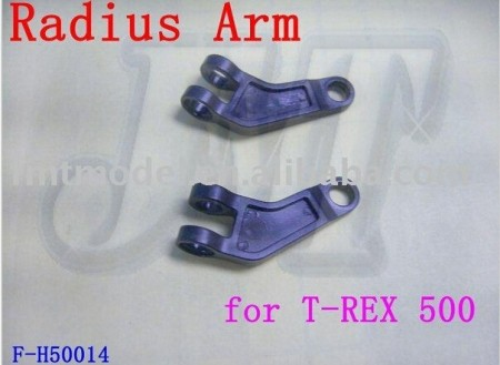 One pair Radius Arm As H50014 TL50014 for Trex 500 RC Helicopter