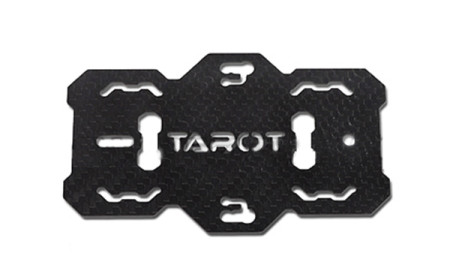 F06843 Tarot T15 T18 Carbon Fiber Quick-Release Battery Holder Plate Mount TL15T01 for Octacopter Multicopter