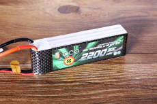Gens Ace LiPo 2200mAh 3S 11.1V 30C Battery Pack