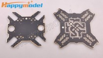 Happymodel HMF U580PRO Frame Center Plate Board PCB Board with Circuit Up and Down Board