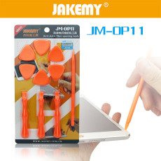 Jakemy 10 in 1 Opening Tools Repair Tool Set plastic sheet opener mobile phone  Tablet  PC