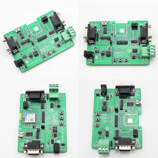 USR-WIFI-3*1-EVK WIFI Module C210/C300/C322 Evaluation Board for USR-C322 USR-C210 USR-C300 Wifi Module