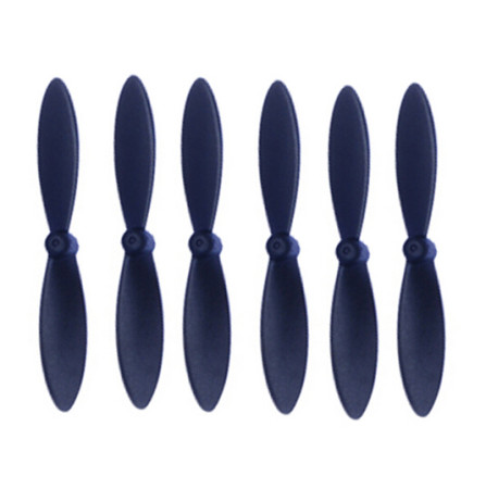 F15449/50 MJX X800 RC Drone Spare Parts: 3 Pair Blades Propellers Pros for MJX Hexacopter 6 axis Gyro UAV