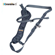 Commlite CS-S01 Camera Quick Release Shoulder Sling Neck Strap with 1/4 Camera Hook for DSLR Cameras